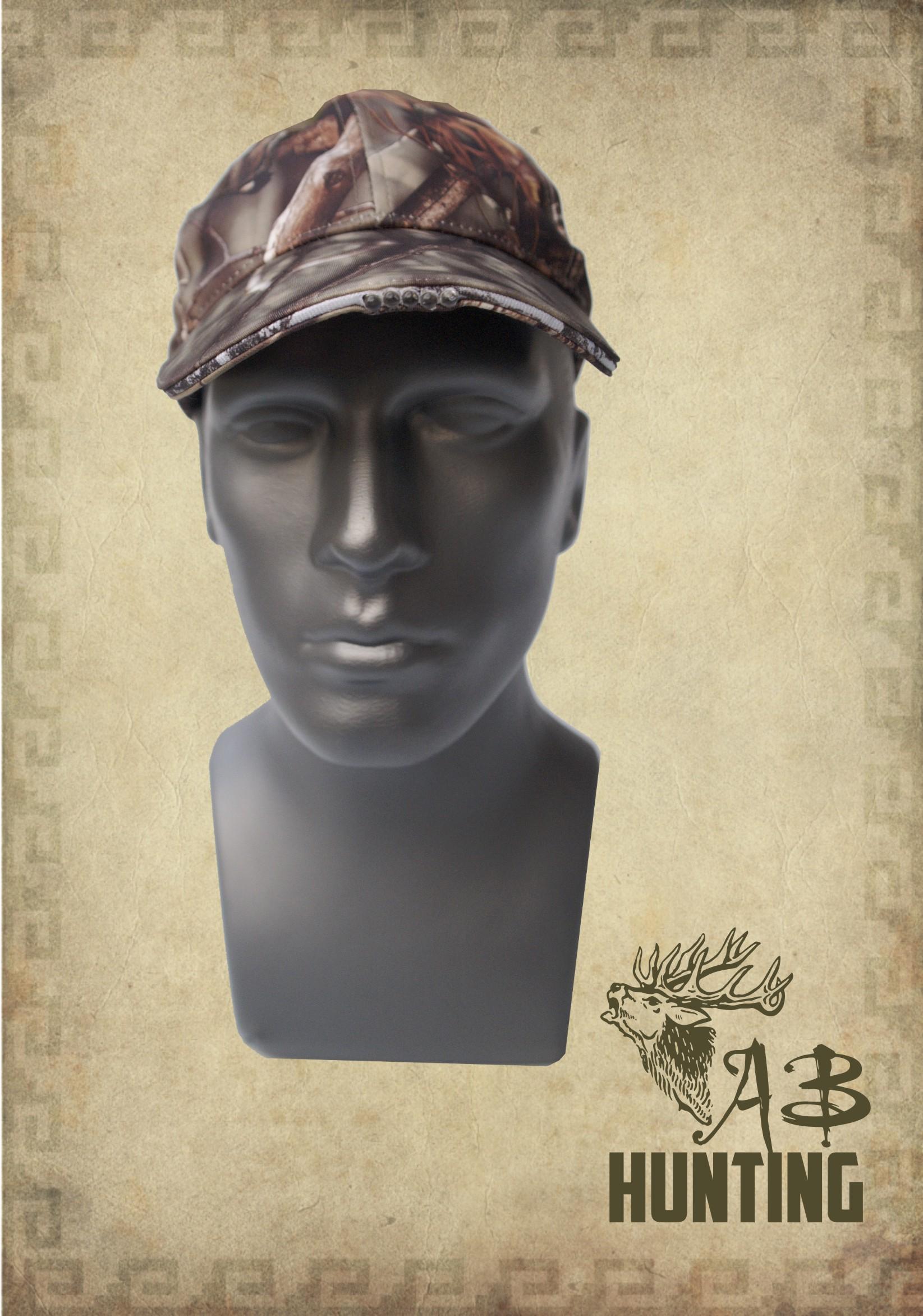 czapka-led